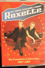 ROXETTE - THE COMPLETE COLLECTION RARE DELETED DVD FILM MUSIC VIDEOS 1987 - 2001