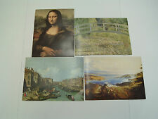 masterpiece painting learning 4 lot pictures with information about artist