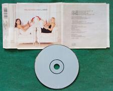 CD SINGOLO Paola & Chiara Viva El Amor! POP EUROPOP no lp mc vhs dvd(S1)