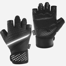 Workout Fitness Exercise Gloves with Wrist Support