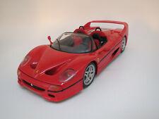 MAISTO  Ferrari  F50  (rot)  1:18 ohne Verpackung !
