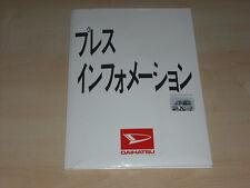 57614) Daihatsu Gran + Move Pressemappe 1997