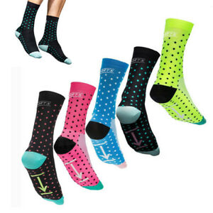 Sport Cycling Socks Men Women Professional Breathable Sports Bike Socks Dot
