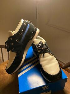 Adidas Originals 2009 ZX 700 BOAT Series Black/Legacy US10,5 EU44,5 UK10
