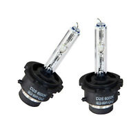 D2S Xenon HID Gas Discharge Headlight Bulbs Pair For Alfa Romeo 156 166 GT Coupe