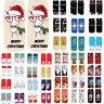 Womens Sock 3D Cartoon Christmas Crazy Cute Amazing Novelty Print Ankle Socks