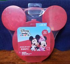 Disney Family Crafts Jewelry Kit 534 Pieces