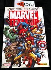 COMIC COMICS  Marvel MONSTER MARVEL Team-Up VOL 1 PANINI en Español NUEVO 13 num