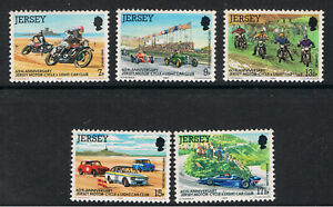 JERSEY 1980 60th ANNIVERSARY OF MOTORCYCLE & LIGHT CAR CLUB