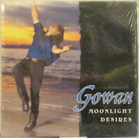 "GOWAN Moonlight Desires 12"" Single—Features Jon Anderson (of YES) In Shrink Wrap"