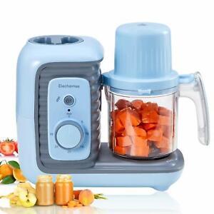 Baby Food Maker, 8 in 1 Elechomes Baby Food Processor Blender for Homemade Food