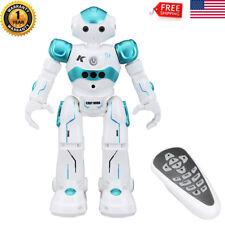 RC Remote Control Robot Smart Action Walk Dance Gesture Sensor Kids Toy Gift US