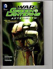 War Of The Green Lanterns Aftermath DC Comics TPB Graphic Novel Comic Book J283