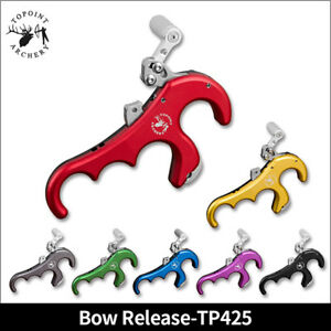 Topoint Thumb Release Aid Single Caliper for Compound Bow Archery Hunting Bow