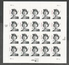 3434 Edna Ferber Second Printing Plate # P111 PO Fresh Mint NH