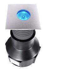 Calpestabile LED RGB 3W tenuta stagna IP67 bassa tensione 24V giochi di luce