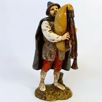Zampognaro Moranduzzo Landi cm 12 | Presepe Personaggi Statuine