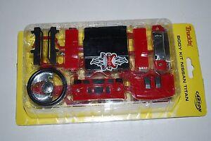 Carson 408051 - Carson XMods - Nissan Titan Body Kit + OVP ++++