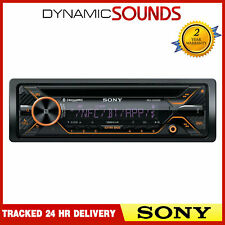 Sony MEX-GS820BT CD Radio Dual Bluetooth USB AUX 4x100w 3x Pre Outs Car Stereo