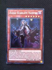 Yu-Gi-Oh Fléau Ecarlate Vampire (Scarlet) : DASA-FR005 -VF/Secret Rare-