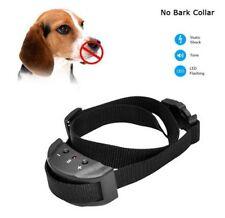 Electric Anti parar de latir Controle de animais de estimação choque Automático Cachorro de Estimação sem casca Gola U