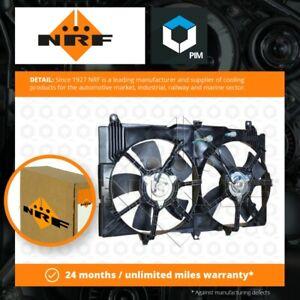 Radiator Fan fits NISSAN 350Z Z33 3.5 02 to 08 VQ35DE Cooling NRF 21481CD000 New