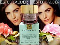 Estee Lauder Resilience Multi-Effect Tri-Peptide Face & Neck Creme◆5ML◆NIB #1637