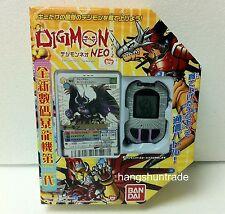 Bandai Digimon Neo Pendulum Ver 2.0 Grey Digivice Game