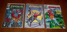 DEATHLOK Marvel Comics COMIC BOOK LOT