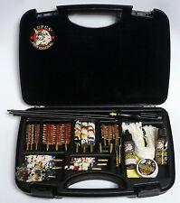 Waffenreinigungsset - Waffenputzset - Waffenpflegeset für Flinte/Büchse/Kurzw.