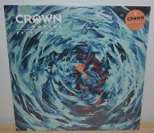 CROWN THE EMPIRE - Reterograde, Ltd 1st Press LP COLORED VINYL + Download New!