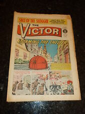VICTOR Comic - Issue 616 - Date 09/12/1972 - UK Paper Comic