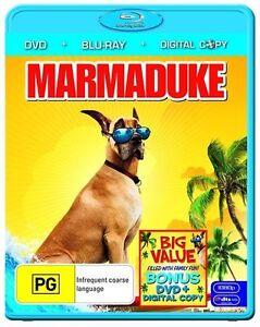 Marmaduke (Blu-ray Only 2010)*Terrific Condition*