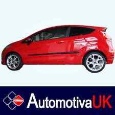Ford Fiesta 3 Puertas roce Tiras | Puerta Protectores | Protección lateral Body Kit
