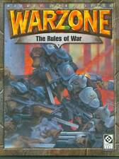 Mutant Chronicles... WarZone... The Rules of War