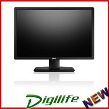 "Dell U2412M UltraSharp 24"" Full HD LED IPS Monitor VGA/DVA Tilt, Pivot, Swivel"
