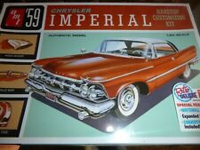 AMT 1136 1959 CHRYSLER IMPERIAL HT OR CONVERTIBLE 1/25 McM KIT 1/25 FS