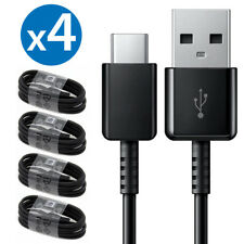 4x Samsung OEM USB-C Type C Cable Fast Charging Cord for Galaxy S8 Note 8 LG G6