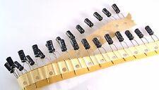 Chemi-con elettrolitico radiale condensatore 16V 10uF 85' C 25 pezzi ol0032