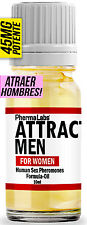 El SECRETO para atraer HOMBRES! PODEROSAS SEXO FEROMONA HUMANAS Aceite 10ml #045