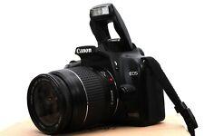Canon EOS 1000D 10,1 MP DSLR und Canon EF 28-80mm II Objektiv Live View + Zub