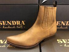 Sendra Boots Cowboystiefel Westernstiefel  1692 Braun