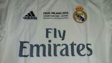 Real Madrid Adults Memorabilia Football Shirts (Spanish Clubs)
