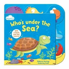 Who's Under the Sea (Touch-and-feel Tabbed Board Book) by Gerlings, Rebecca The