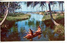 CP Océanie - Polynésie - Tahiti - La rivière à Hitiaa