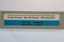 Super 8 Film S8 mm  Volleyball FWU Lehrer Sportunterricht Sport 70er  212