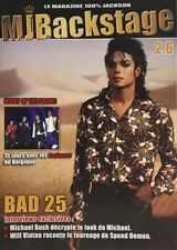 New French Michael Jackson MJBackstage 2.6 Bad 25 Interview Exclusive