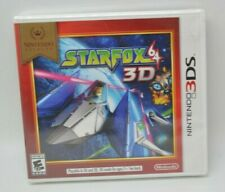 Star Fox 64 3D - Nintendo Selects Edition - Nintendo 3DS STILL SEALED!