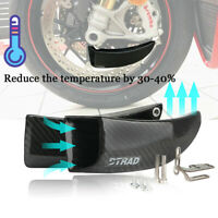 Carbon Fiber Air Ducts Brake Disc Cooling kit for APRILIA RSV4 FACTORY/RF/RR