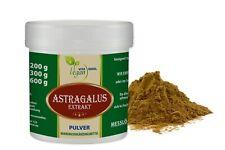 VITAIDEAL VEGAN® Astragalus Extrakt Pulver (Tragant Wurzel) + Messlöffel